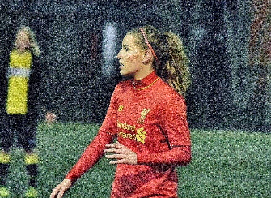 Shannon Beckwith - Professional Football Player at Liverpool FC